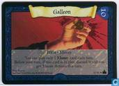 Trading cards - Harry Potter 4) Adventures at Hogwarts - Galleon