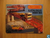 Divers - Lesney - Matchbox katalogus 1981-82