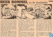 Comic Books - Bumble and Tom Puss - Heer Bommel en de daadsteller