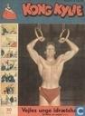 Bandes dessinées - Kong Kylie (tijdschrift) (Deens) - 1950 nummer 12