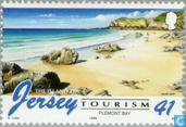 Timbres-poste - Jersey - Tourisme