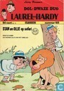 Comic Books - Laurel and Hardy - op safari