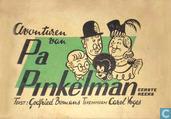 Comics - Pa Pinkelman en Tante Pollewop - Eerste reeks