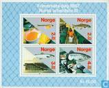 Postage Stamps - Norway - Fishing Culture