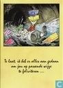 Postcards - Bumble and Tom Puss - Vak 37 - Te laat, ik heb er alles aan gedaan om jou op passende wijze te feliciteren...