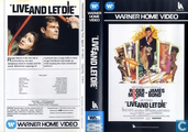 DVD / Video / Blu-ray - VHS video tape - Live and Let Die