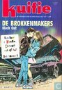 Comic Books - Brokkenmakers, De [Denayer] - Black Out
