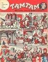 Strips - Tam Tam (tijdschrift) - Nummer  6