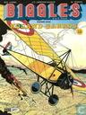 Bandes dessinées - Biggles - Biggles vertelt over Roland Garros