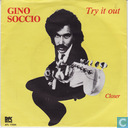 Disques vinyl et CD - Soccio, Gino - Try it out