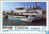 Timbres-poste - Espagne [ESP] - Universelle de Séville