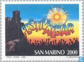 Timbres-poste - Saint-Marin - Festival