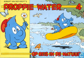 Comic Books - Droppie Water - Op reis in de natuur