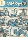Bandes dessinées - Tam Tam (tijdschrift) - Nummer  7