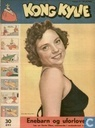 Bandes dessinées - Kong Kylie (tijdschrift) (Deens) - 1950 nummer 31