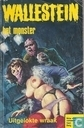 Comics - Wallestein het monster - Uitgelokte wraak