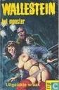 Strips - Wallestein het monster - Uitgelokte wraak