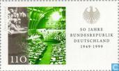 Postage Stamps - Germany, Federal Republic [DEU] - Germany 1949-1999