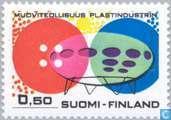 Briefmarken - Finnland - 50 bunt