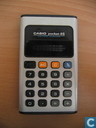 Outils de calcul - Casio - Casio Pocket 8S