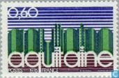 Postage Stamps - France [FRA] - Regions of France