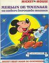 Strips - Mickey Mouse - Merlijn de tovenaar en andere beroemde mannen