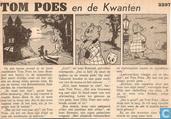 Bandes dessinées - Tom Pouce - Tom Poes en de Kwanten