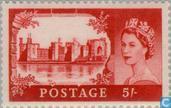 Briefmarken - Großbritannien [GBR] - Burgen und Schlösser