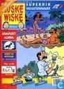 Strips - Biebel - Suske en Wiske weekblad 33