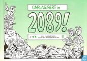 Comic Books - Carla & Bert - Carla & Bert in 2089!