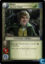 Trading cards - Lotr) Oversized Cards - Merry, Impatient Hobbit