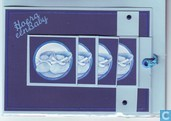Ansichtkaarten - 3D kaarten - Geboorte