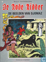 Comic Books - Red Knight, The [Vandersteen] - De beelden van Djomaz