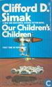 Livres - Berkley Science Fiction - Our Children's Children