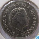 Coins - the Netherlands - Netherlands 10 cents 1974