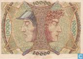 Billets de banque - Mannheim - Badische Bank - Mark Mannheim 10000