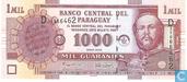 Paraguay Guarani 1000