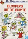 Bandes dessinées - Khéna et le Scrameustache - Bloopers uit de ruimte