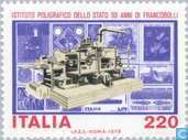 Postage Stamps - Italy [ITA] - Stamp Production