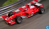 Model cars - Mattel Hotwheels - Ferrari F2005