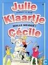 Bandes dessinées - Julie, Claire, Cécile - Malle meiden