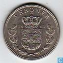 Denmark 5 kroner 1965