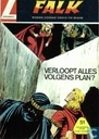 Comics - Falk - Verloopt alles volgens plan?