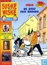 Comic Books - Suske en Wiske weekblad (tijdschrift) - 1998 nummer  20