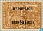 Postage Stamps - Portugal [PRT] - Seaway Discovery REPUBLICA-print