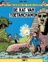 Comic Books - Pits en Kaliber - De kat van Toetanchamon