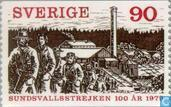 100th anniversary of the strike in Sundsvall