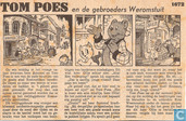 Comic Books - Bumble and Tom Puss - Tom Poes en de gebroeders Weromstuit