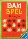 Board games - Dams - Damspel + Molenspel
