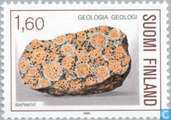 Postage Stamps - Finland - Geology